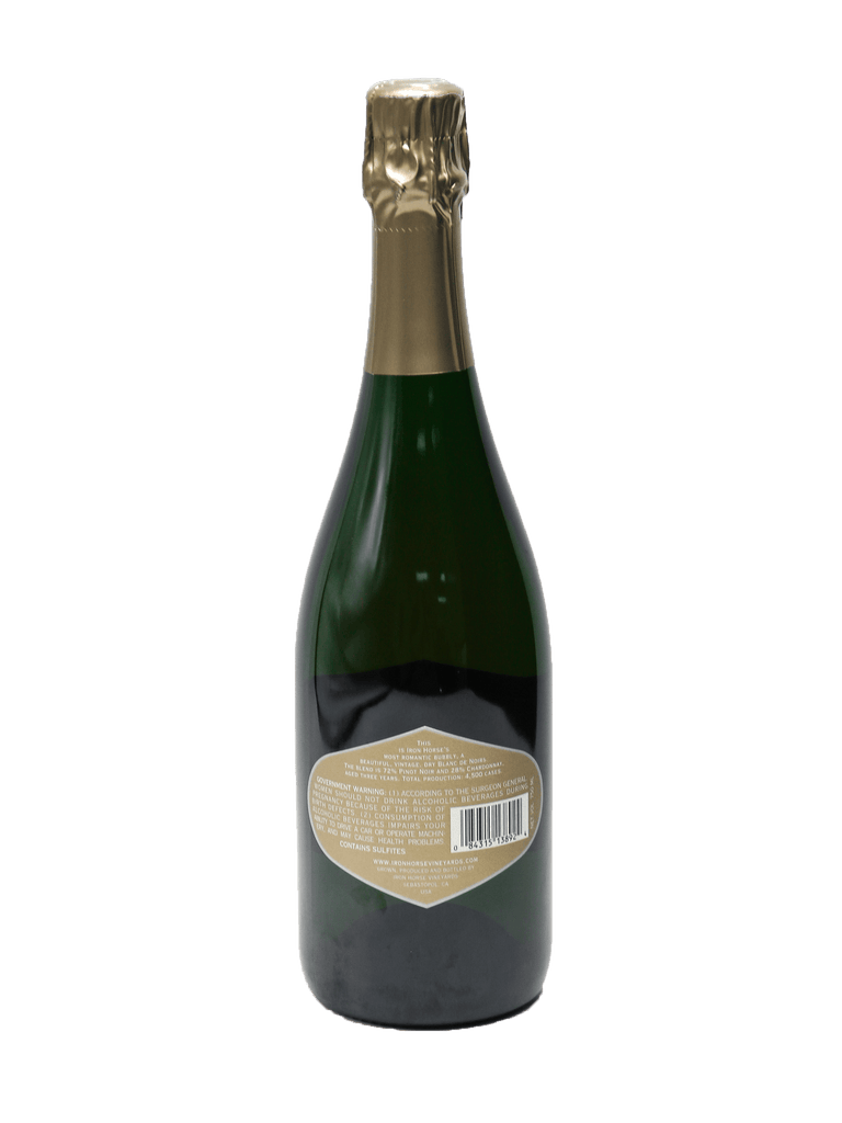 2014 Iron Horse Wedding Cuvee Green Valley of Russian River Valley Brut