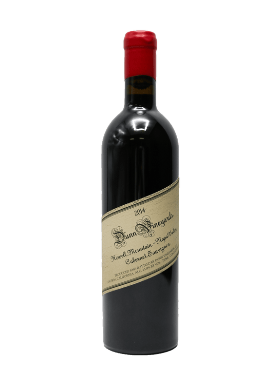 2014 Dunn Vineyards Howell Mountain Napa Valley Cabernet
