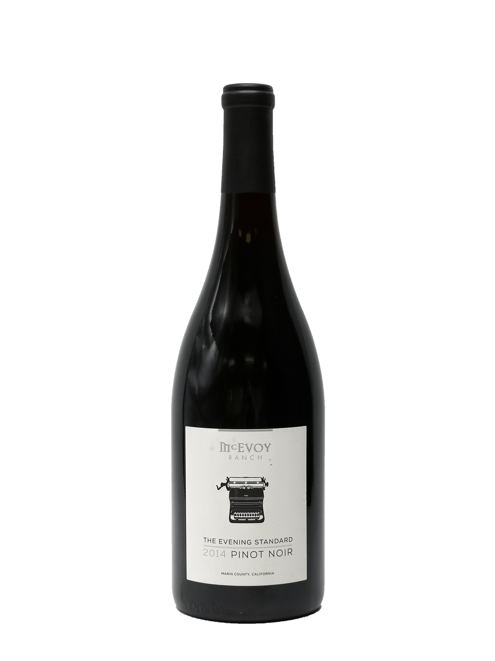 "2014 McEvoy Ranch ""The Evening Standard"" Pinot Noir"