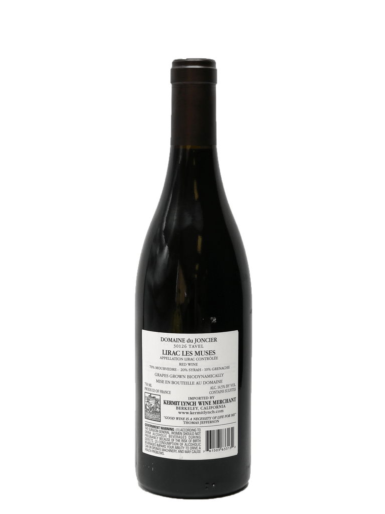 Lirac Rhone French Red Wine Blend under $30 for Sale Online
