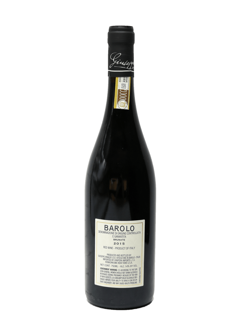 Barolo Nebbiolo Piedmont Collector Red Wine for Sale Online