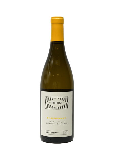 2015 Lutum Gap's Crown Vineyard Chardonnay