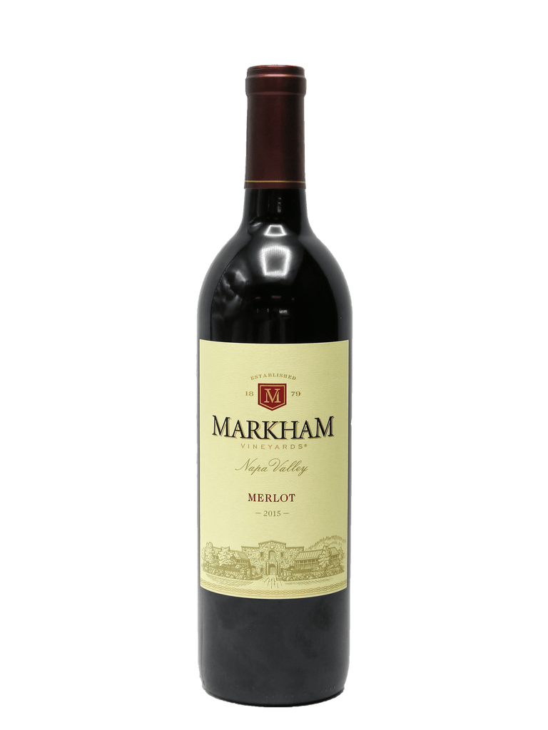 2015 Markham Vineyards Napa Valley Merlot