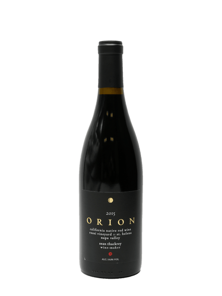 2015 Sean Thackrey Orion Rossi Vineyard