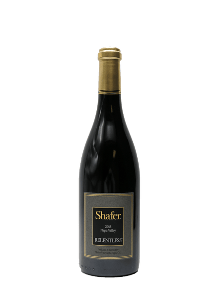 2015 Shafer Relentless Syrah