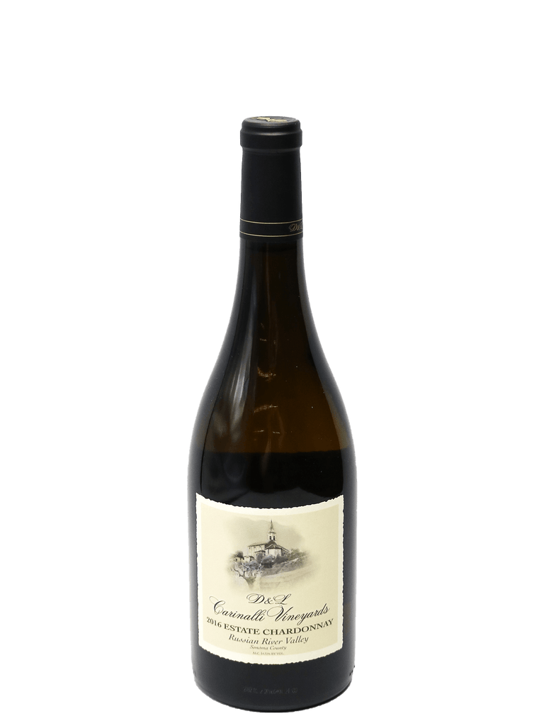 2016 D&L  Carinalli Estate Chardonnay Russian River Valley