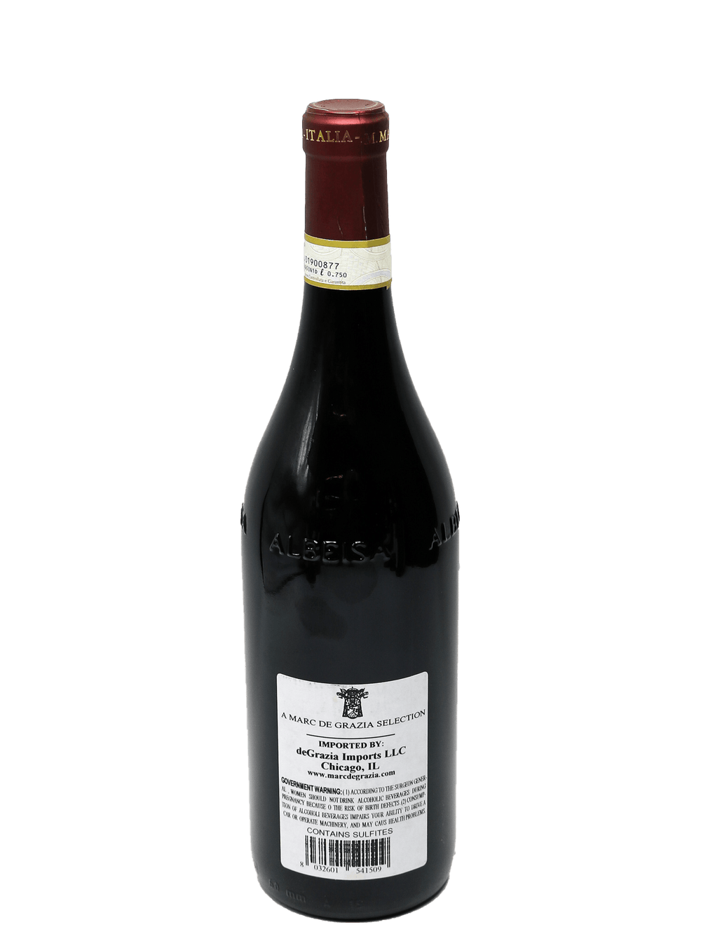 2016 Marengo Barolo Brunate