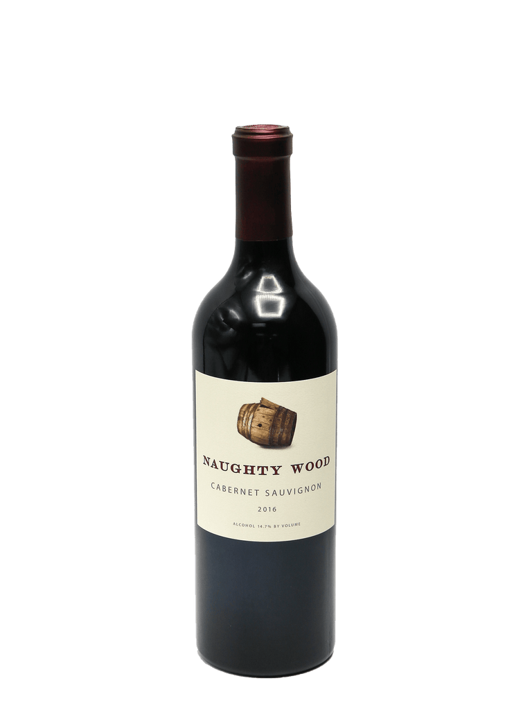 2016 Naughty Wood Red Hills Lake County Cabernet Sauvignon