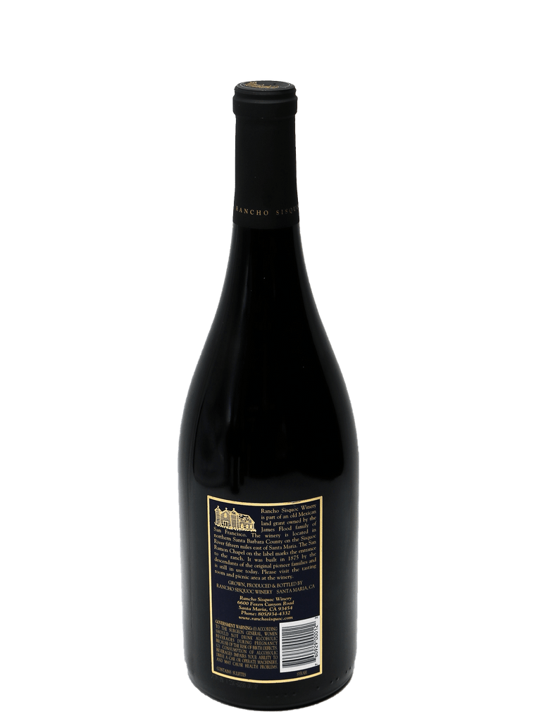 2016 Rancho Sisquoc Flood Family Vineyards Syrah