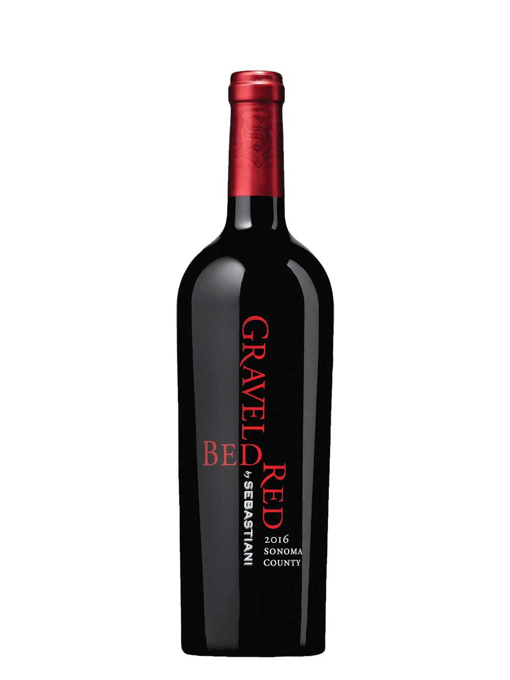 2016 Sebastiani Gravel Bed Red Blend