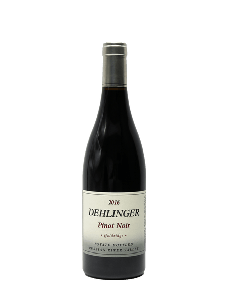 2016 Dehlinger Pinot Noir Goldridge