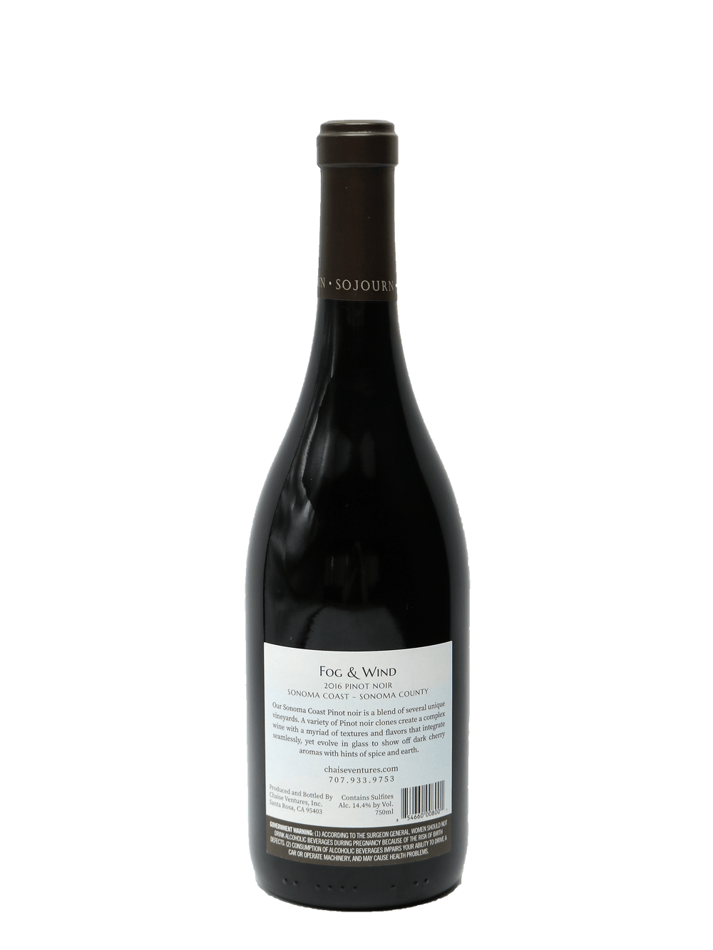 Sonoma Coast Pinot Noir for Sale Online