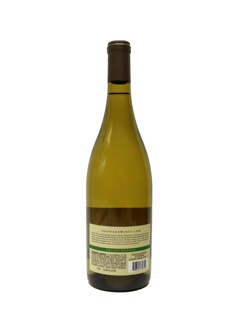 2016 Leo Steen Chenin Blanc Dry Creek Valley