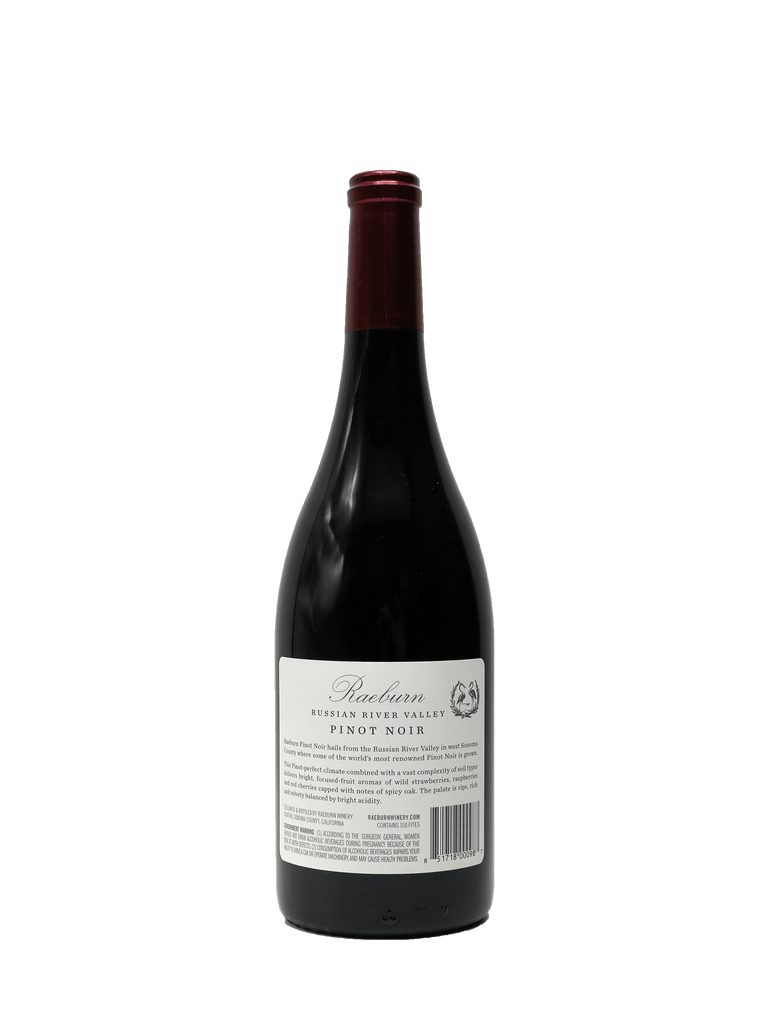 2018 Raeburn Russian River Valley Pinot Noir (SOLD OUT)