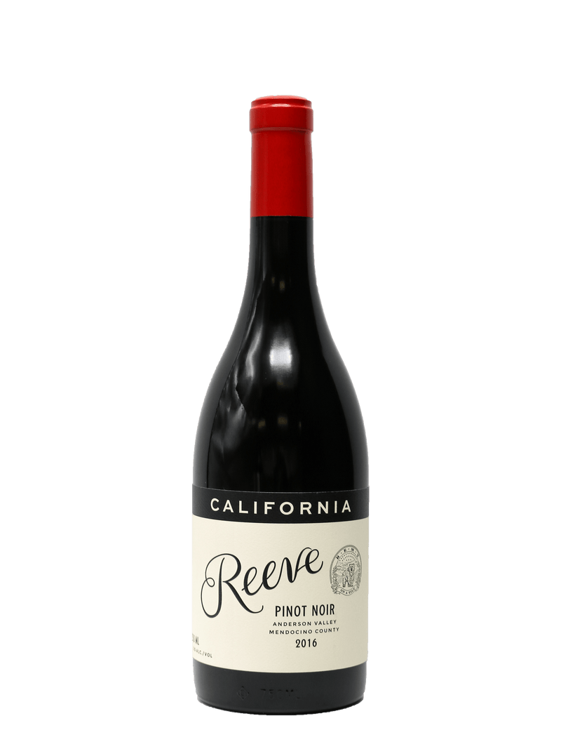 2016 Reeve Wines Anderson Valley Pinot Noir