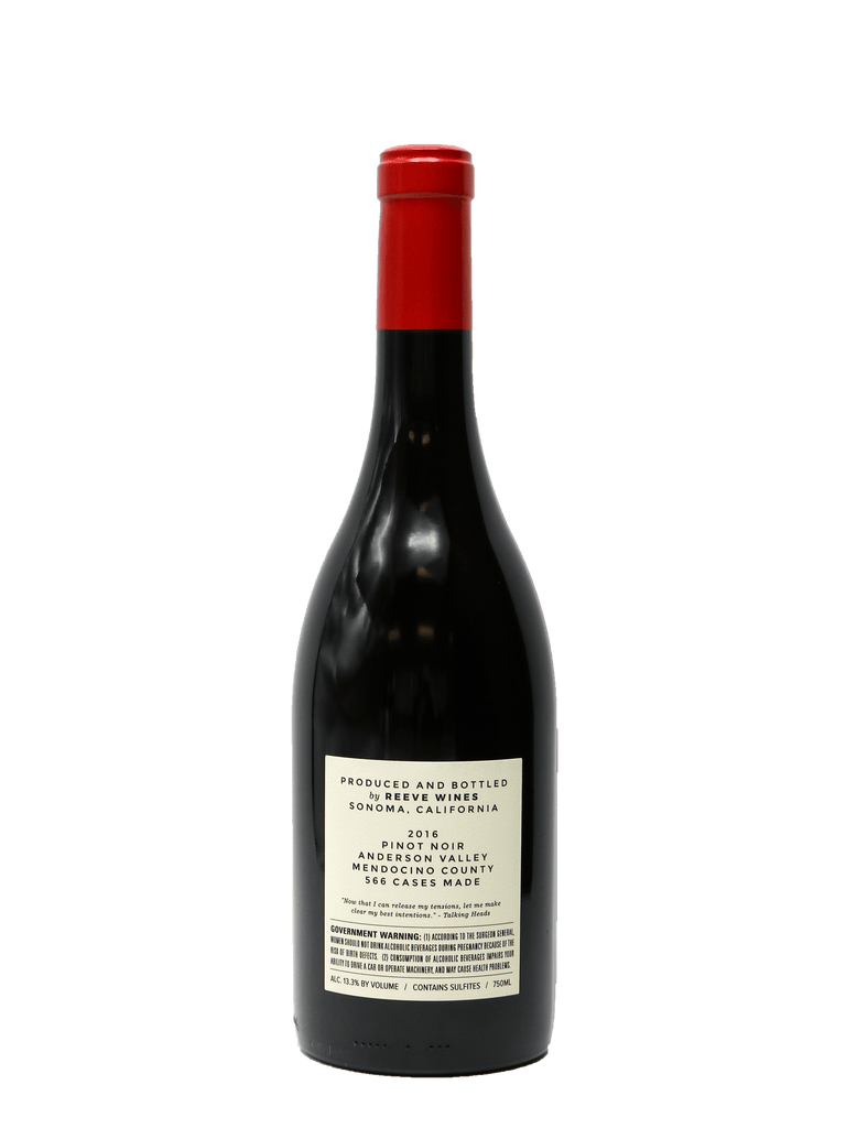 Anderson Valley Mendocino County Pinot Noir for Sale Online