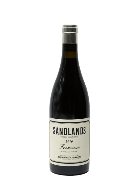2016 Sandlands Vineyards Sonoma County Trousseau