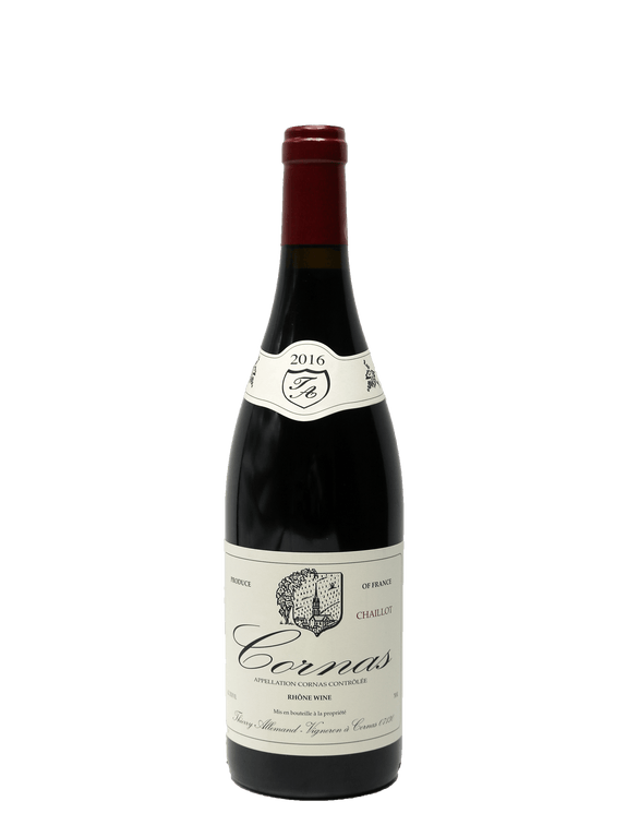 2016 Thierry Allemand Cornas Chaillot