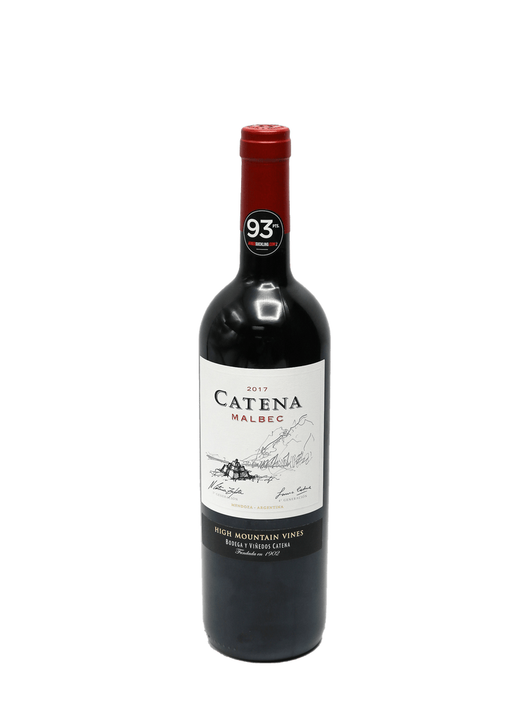2017 Catena Zapata Malbec High Mountain Vines