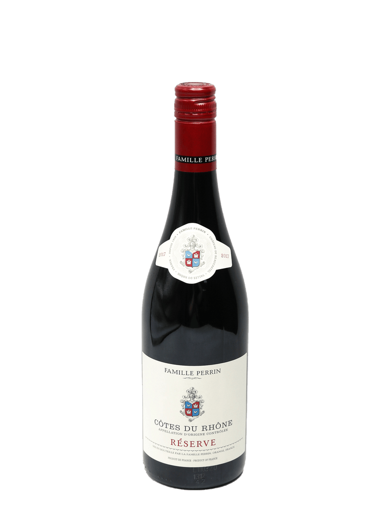 2017 Famille Perrin Cotes du Rhone Reserve Rouge