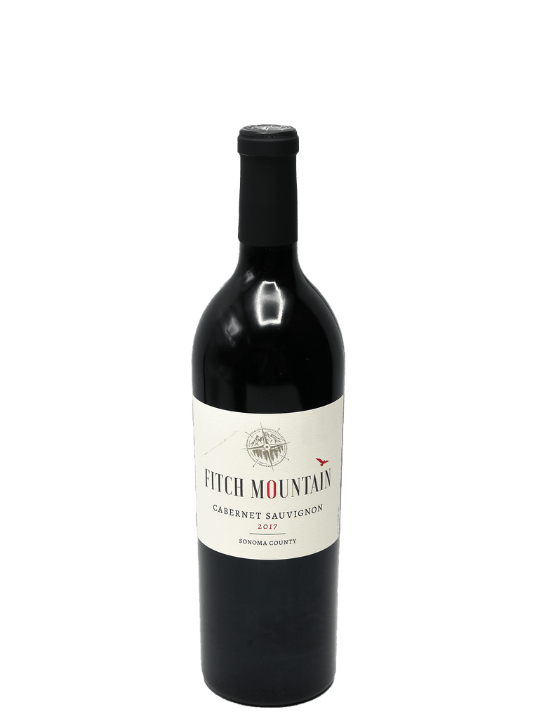 2017 Fitch Mountain Cellars Cabernet Sauvignon Sonoma County