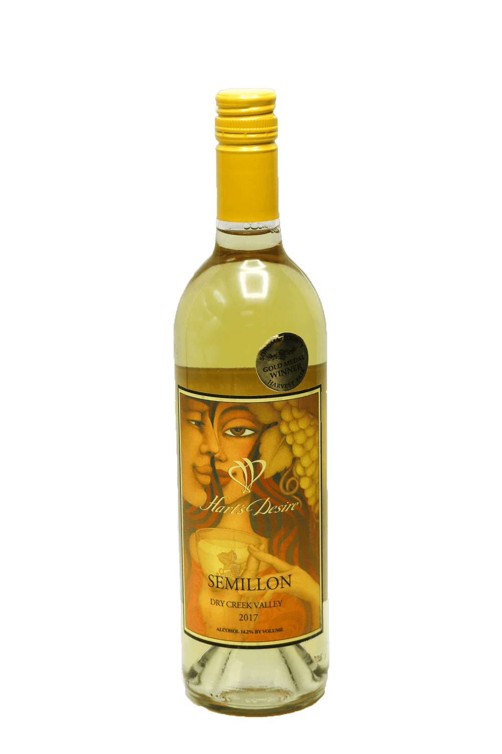 2017 Hart's Desire Dry Creek Valley Semillon