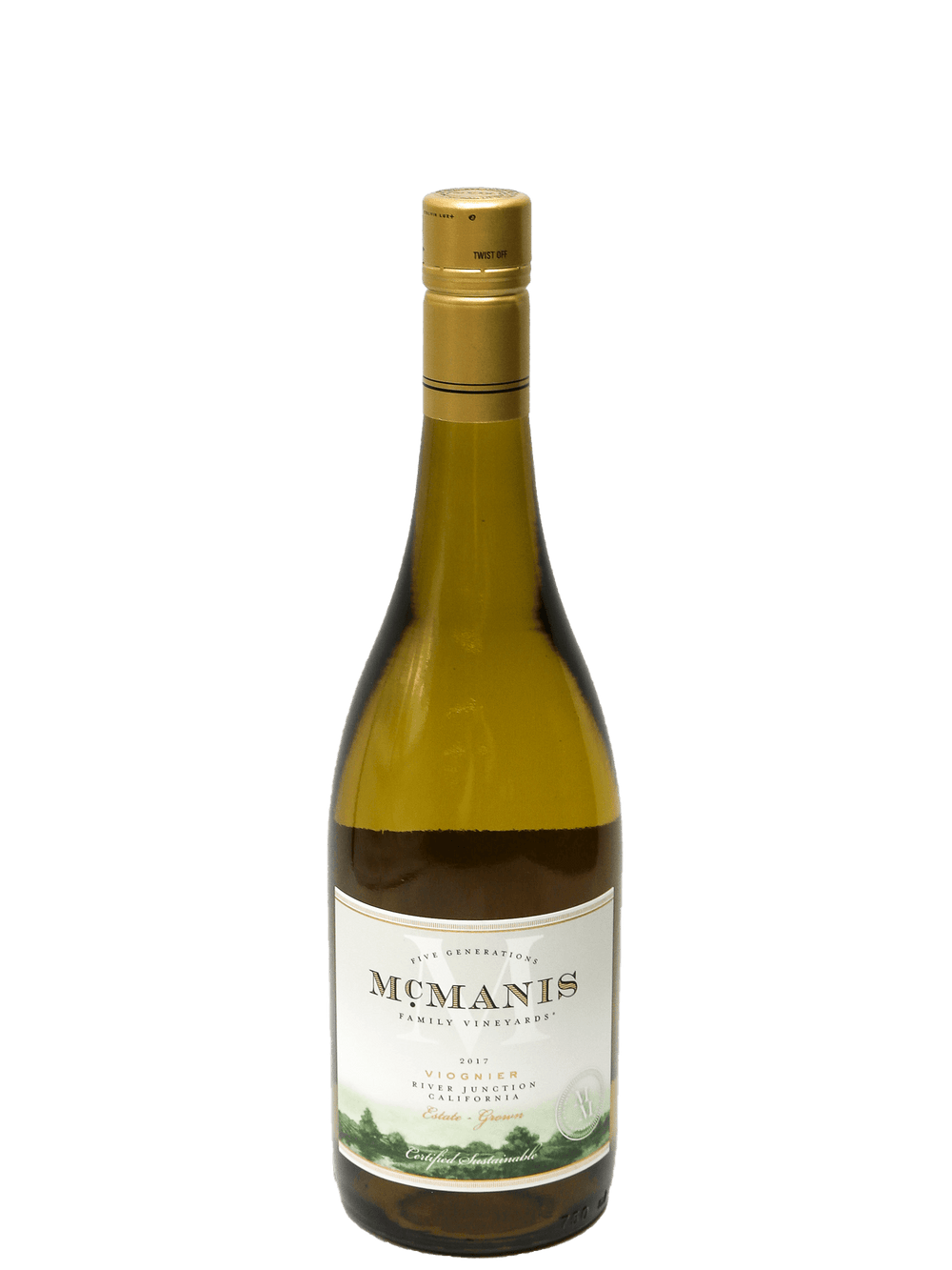2017 McManis Viognier Estate