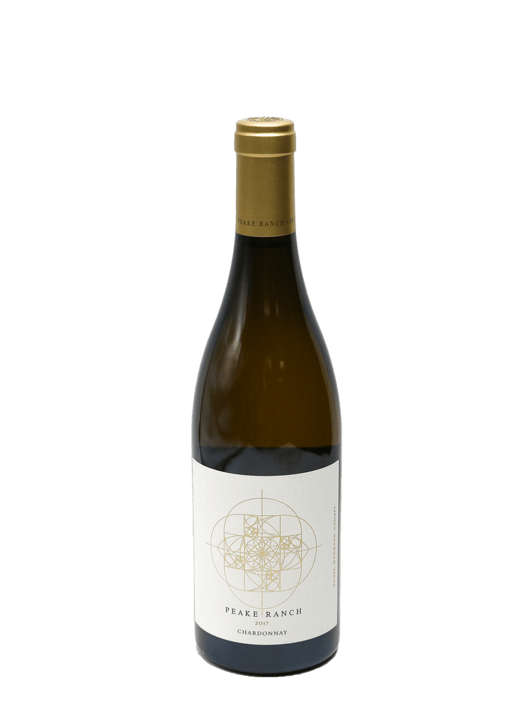 2017 Peake Ranch Santa Barbara County Chardonnay