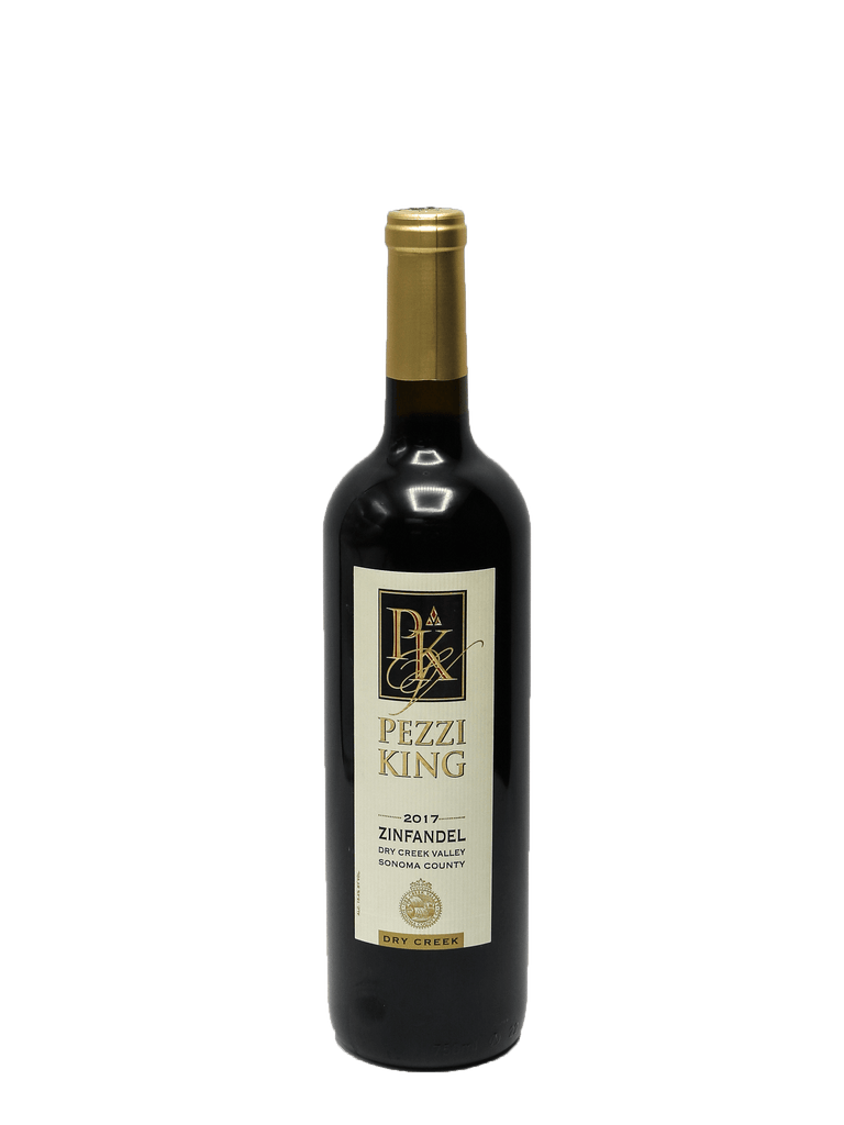 2017 Pezzi King Zinfandel Dry Creek Valley