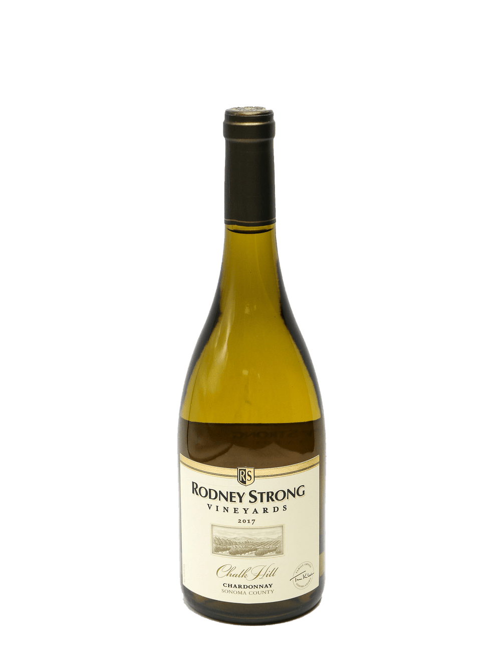 2017 Rodney Strong Chardonnay Chalk Hill