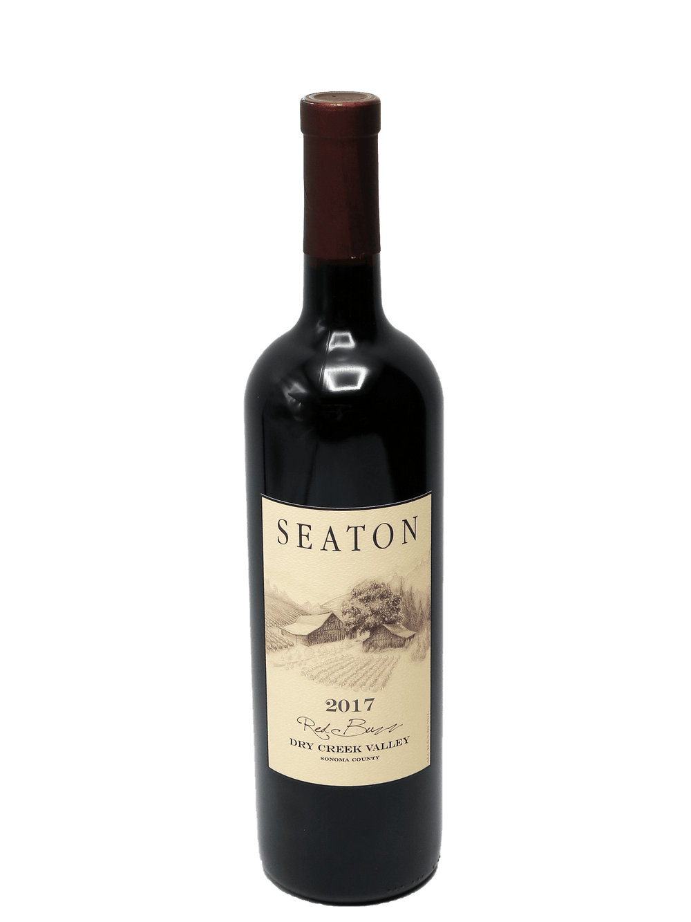 2017 Seaton Family Wines Dry Creek Valley Red Buzz