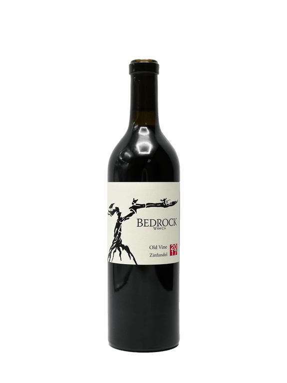 2017 Bedrock Wine Co. Old Vine Zinfandel