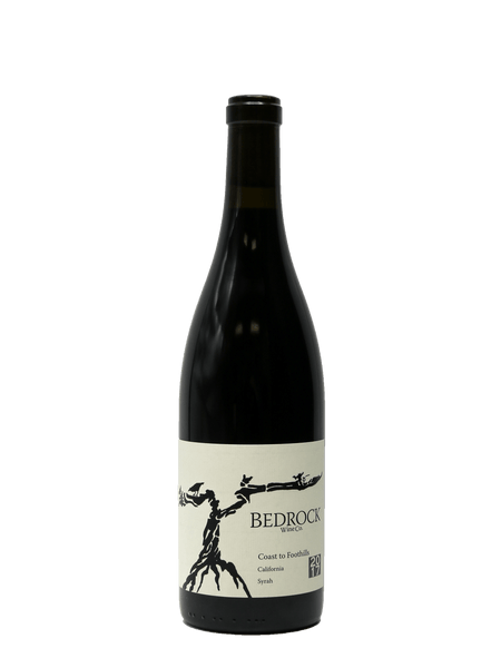 2017 Bedrock Syrah Coast to Foothills Syrah