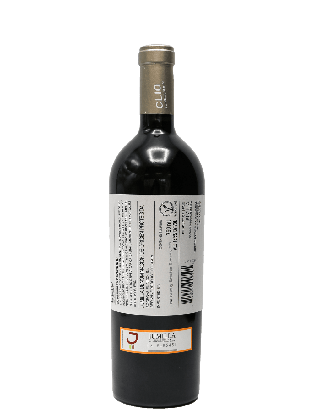 Buy Spanish Vegan Red Wine Online Monastrell
