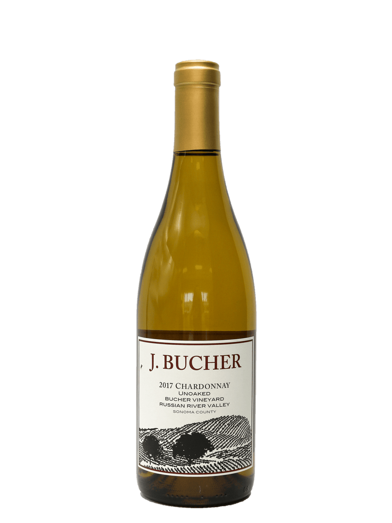 2017 Bucher Russian River Valley Unoaked Chardonnay