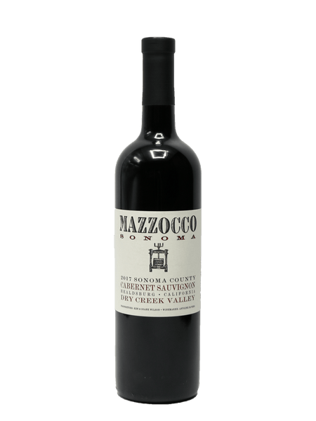 2017 Mazzocco Dry Creek Valley Cabernet