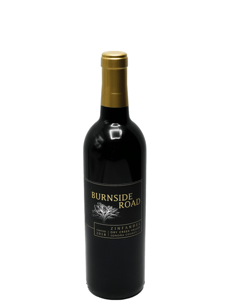 2018 Burnside Road Zinfandel Dry Creek Valley