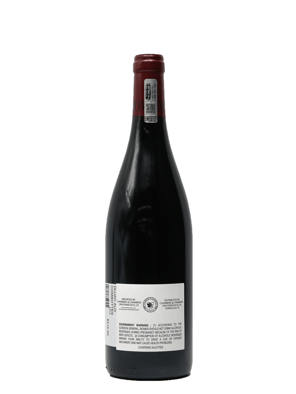 Gevrey-Chambertin Domaine Dujac Fine and Rare Red Burgundy Wine