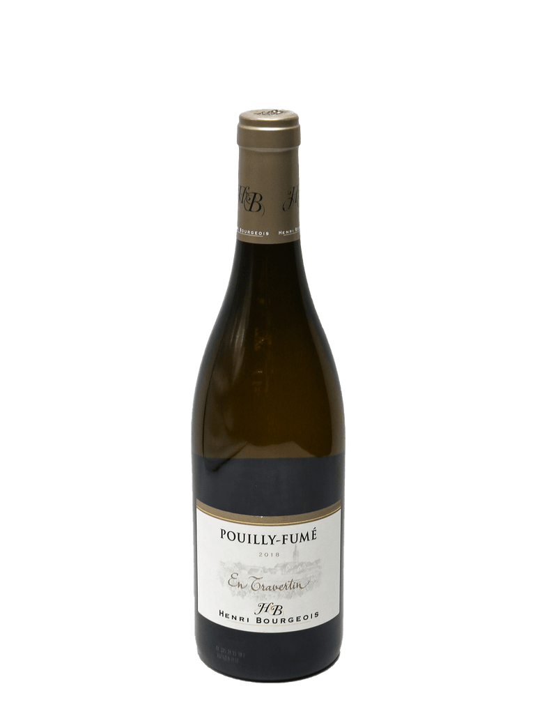 2018 Henri Bourgeois Pouilly Fume Travertin