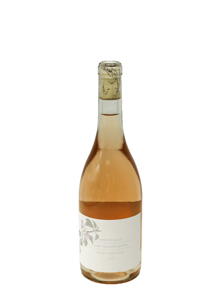 2018 Long Meadow Ranch Rose of Pinot Noir Anderson Valley