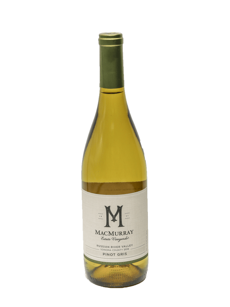 2018 MacMurray Estate Vineyards Russian River Valley Pinot Gris