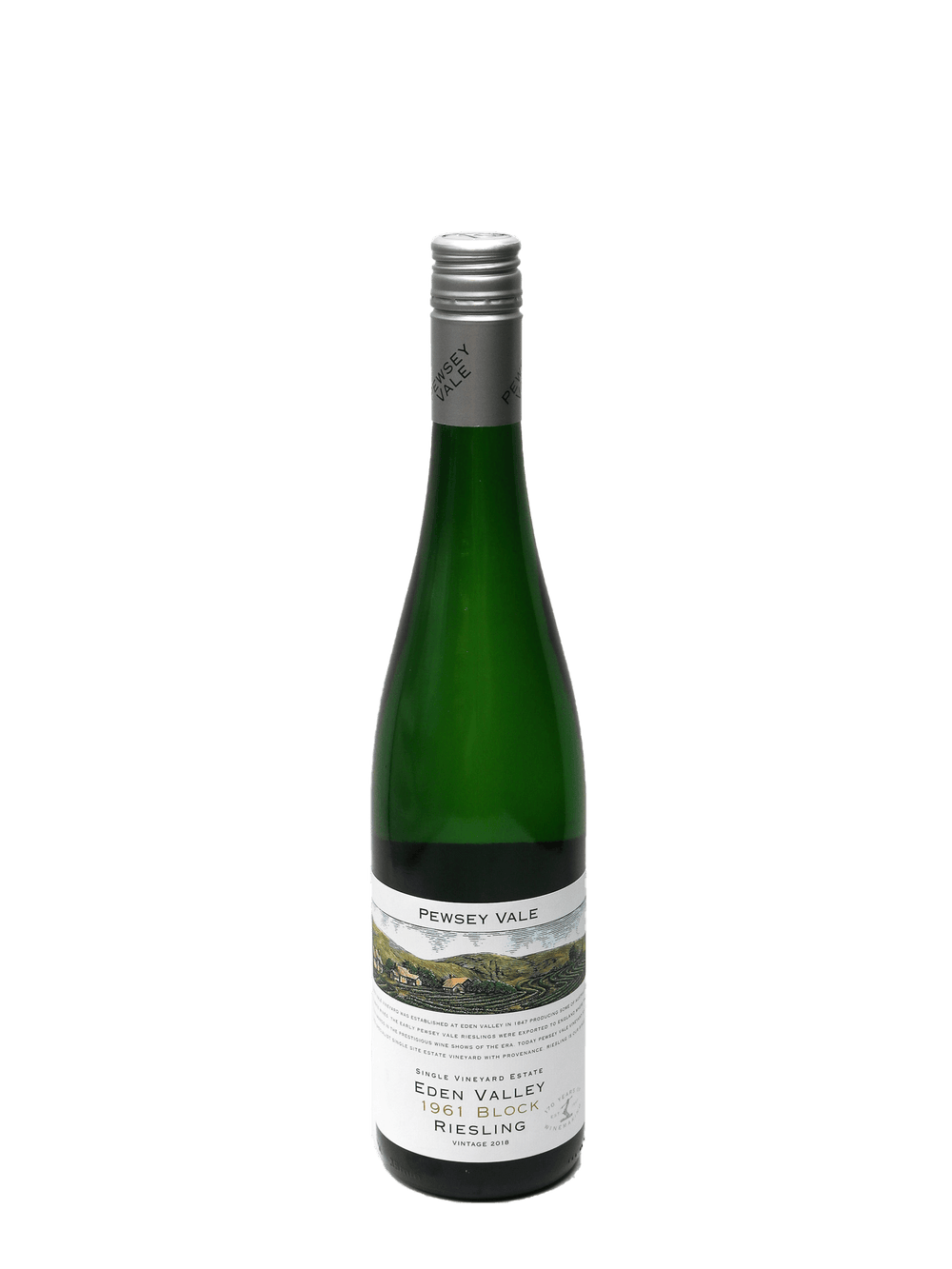 2018 Pewsey Vale Riesling Block 1961
