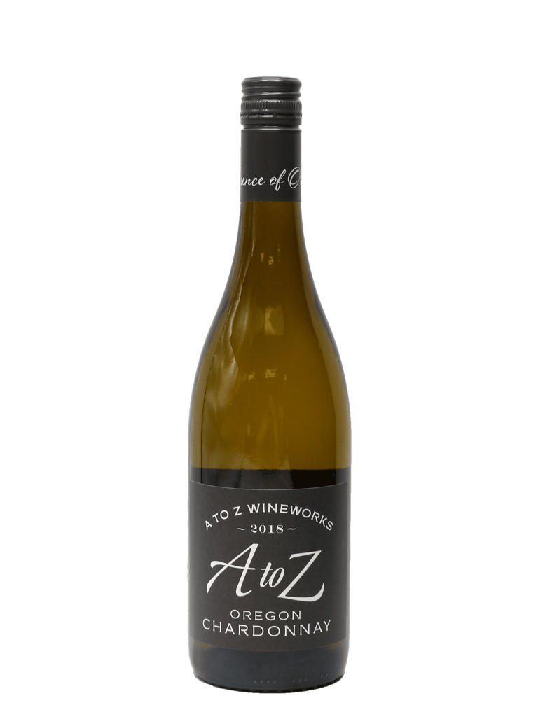 2018 A to Z Wineworks Oregon Chardonnay