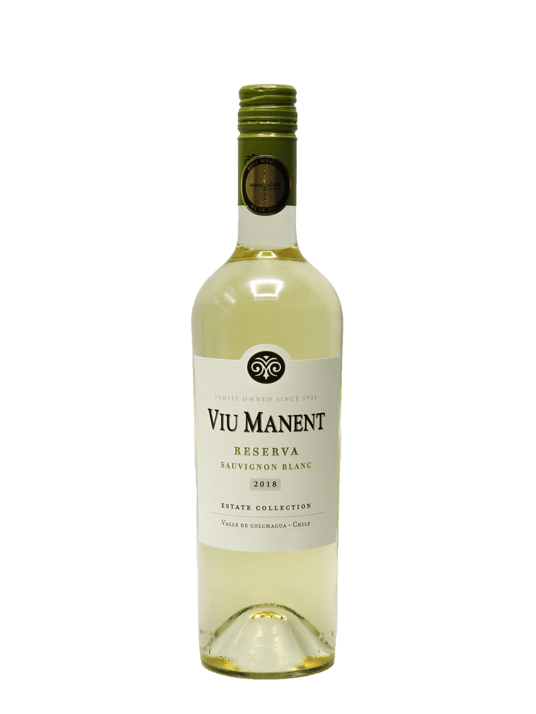 2018 Viu Manent Estate Collection Reserva Sauvignon Blanc
