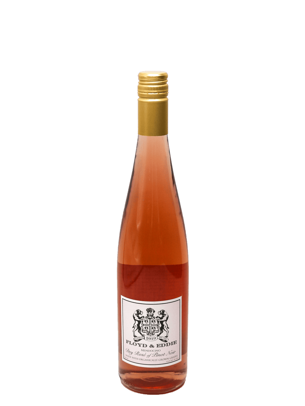 2019 Floyd & Eddie Naughty Boy Dry Rose of Pinot Noir
