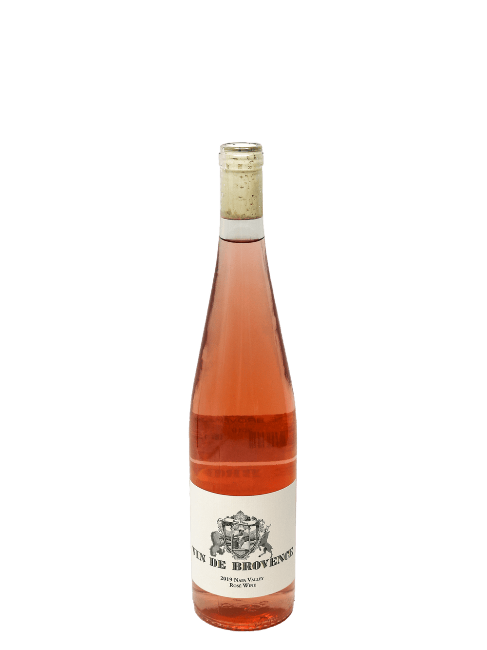 2019 Vin de Brovence Napa Valley Proprietary Pink Rose