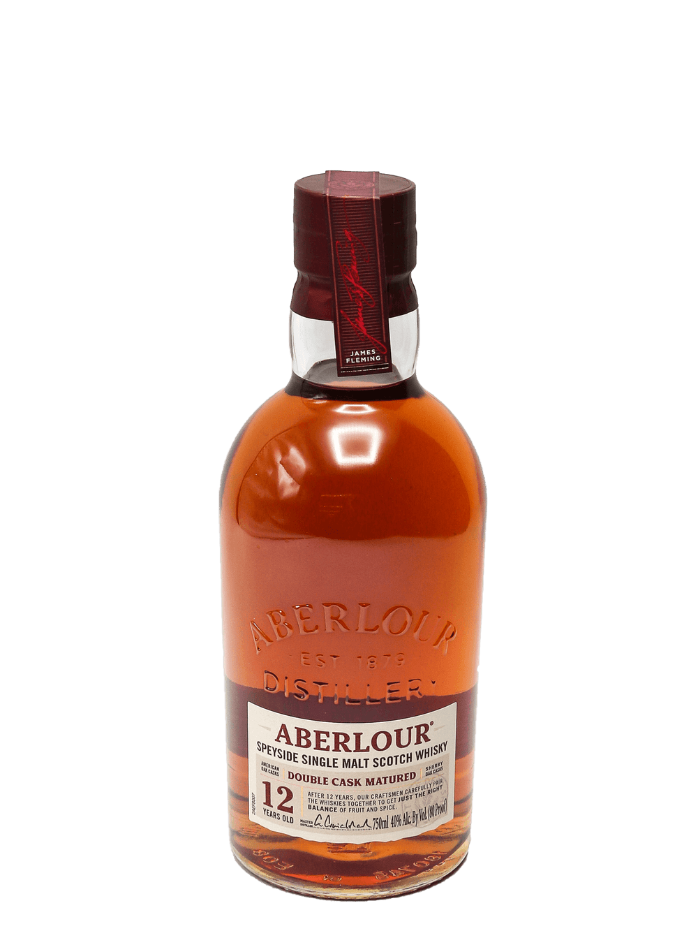 Aberlour 12 Year Single Malt Scotch 750ml