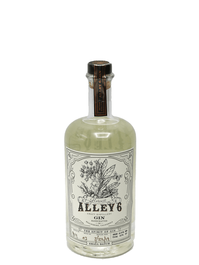 Alley 6 Harvest Gin 750ml