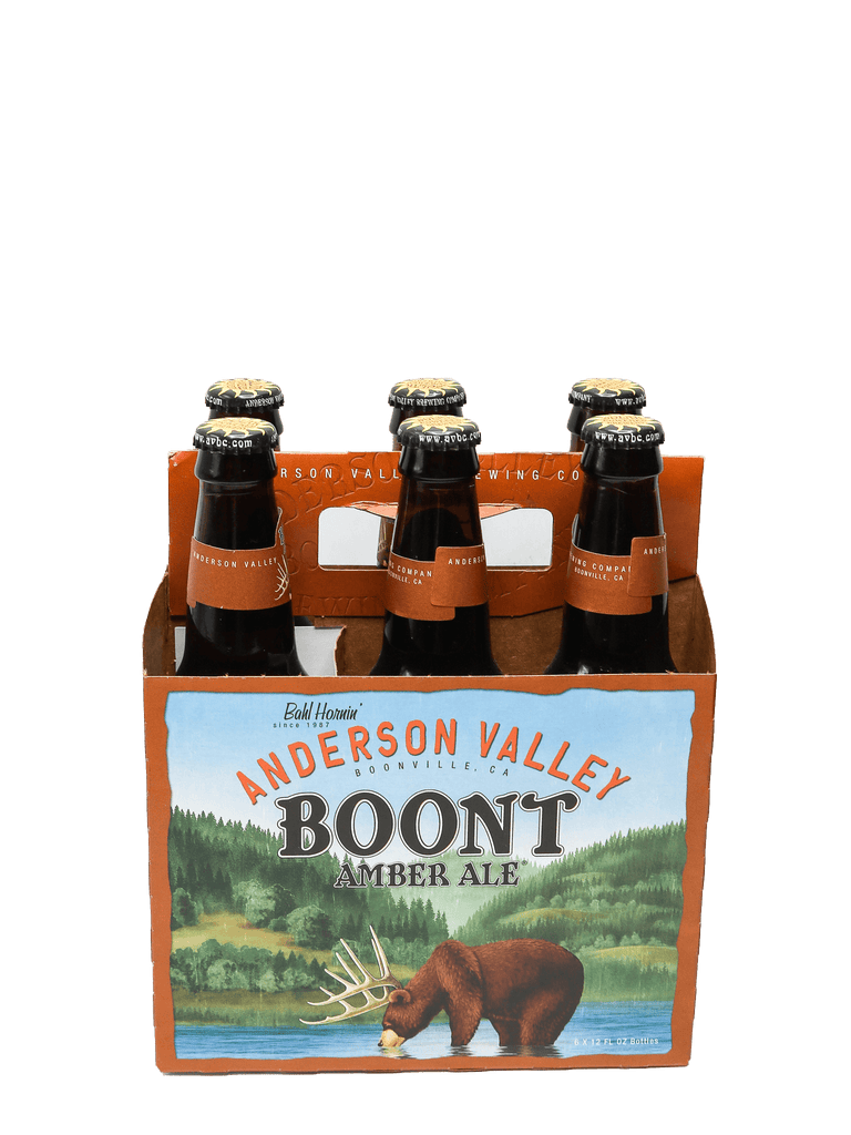 Anderson Valley Boont Amber Ale 6pk