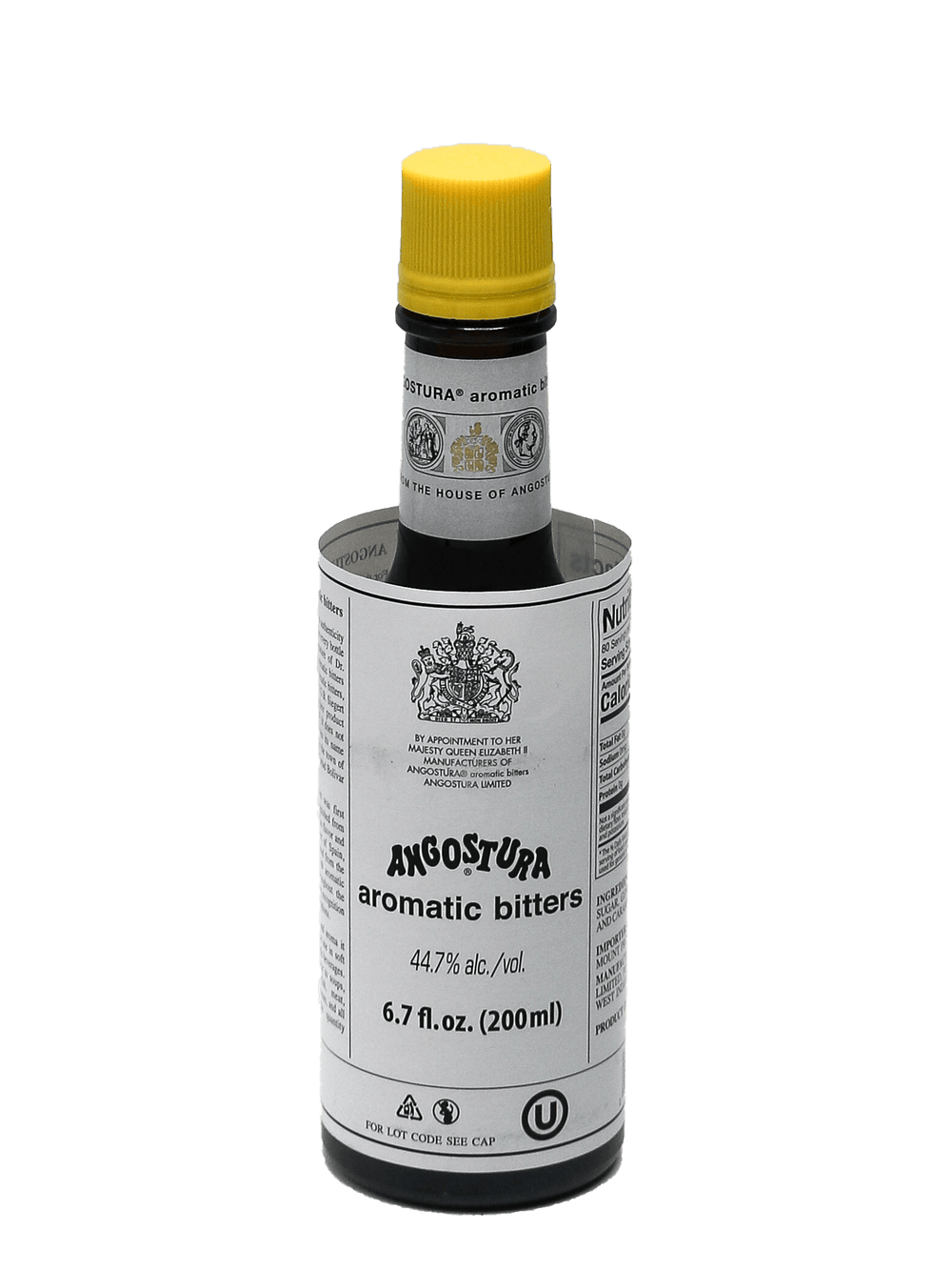 Angostura Aromatic Cocktail Bitters 6.7oz